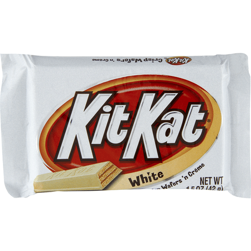 KIT KAT® Wafer Bars with White Crème, 1.5-Ounce Bars