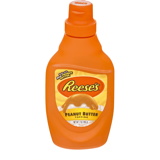 Reeses Topping, Peanut Butter