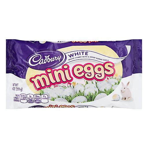 Cadbury White Choc Mini Eggs
