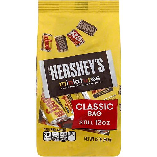 Hershey's Miniatures Variety Pack