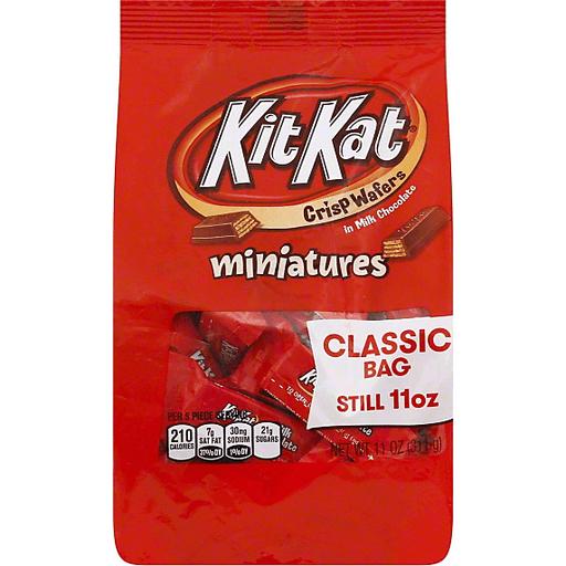 KIT KAT® Miniatures Wafer Bars