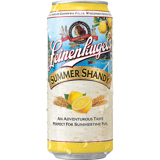 Leinenkugel's Summer Shandy Shandy, 16 fl. oz. Can, 4.2% ABV
