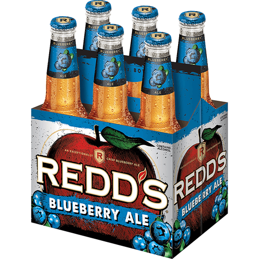 Redds Beer, Blueberry Ale