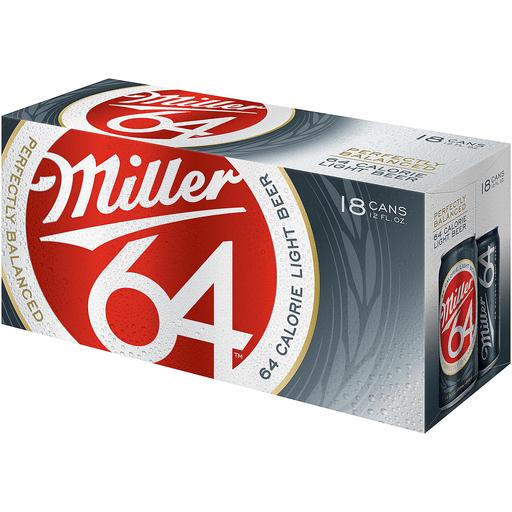 Miller 64 Beer, Light