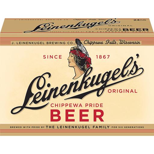 Leinenkugel's® Original Chippewa Pride Beer 24-12 oz. Pack