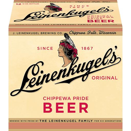 Leinenkugel's® Original Beer 12-12 fl. oz. Bottles