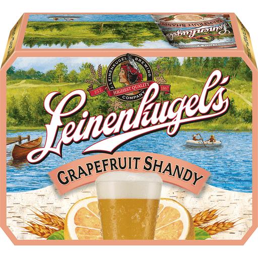 Leinenkugel's® Grapefruit Shandy 12-12 fl. oz. Cans