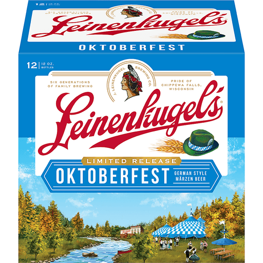 Leinenkugels Beer, Kolsch-Style, Canoe Paddler