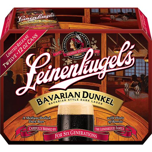 Leinenkugel's® Seasonal Beer 12-12 oz. Cans