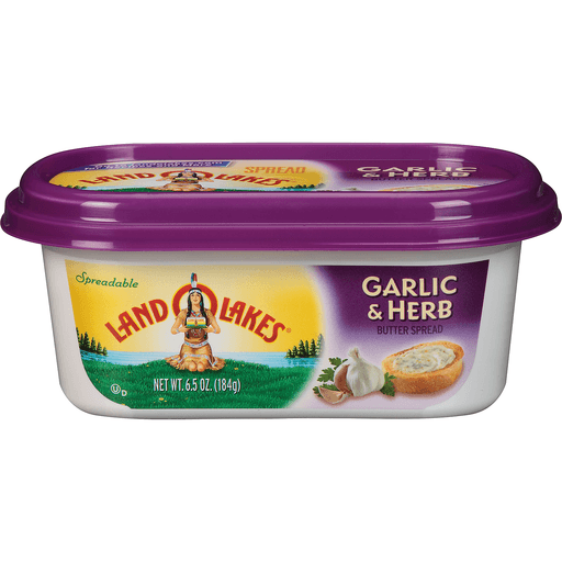 Land O Lakes Butter Spread, Garlic & Herb