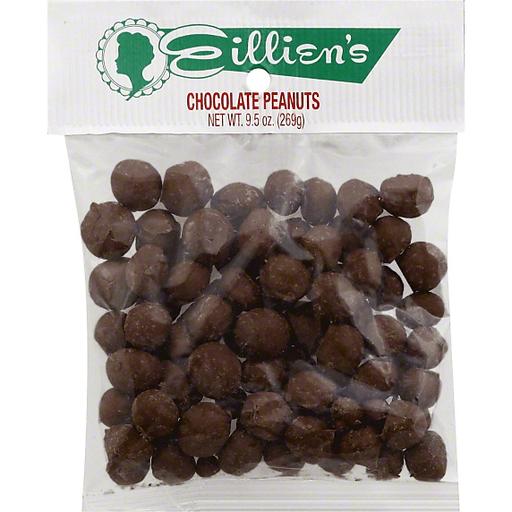 Eilliens Peanuts, Chocolate