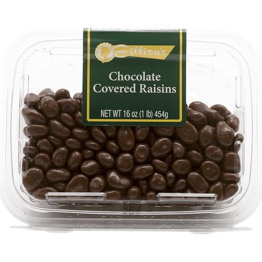 Eillien's Chocolate Raisin Tray