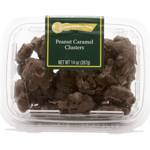 Eillien's Caramel Clusters