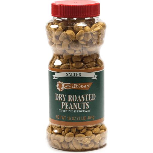 Eillien's Dry Roasted & Salted Peanuts