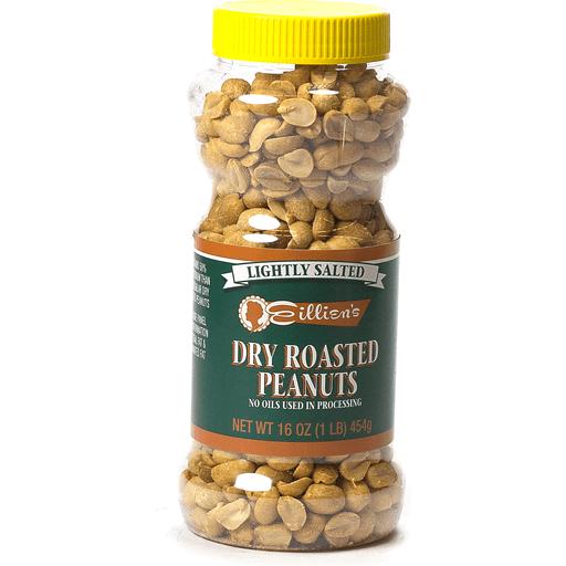 Eillien's Roasted & Salted Light Peanuts