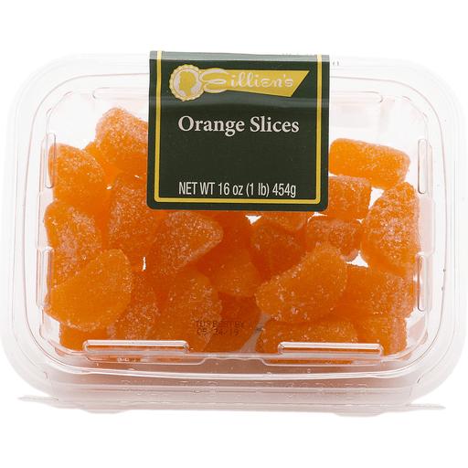 Eillein's Orange Slices