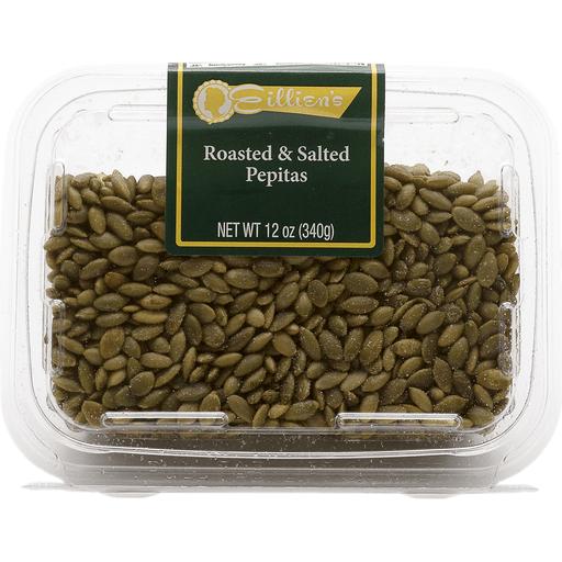 Eillien Roasted/Salted Pepitas