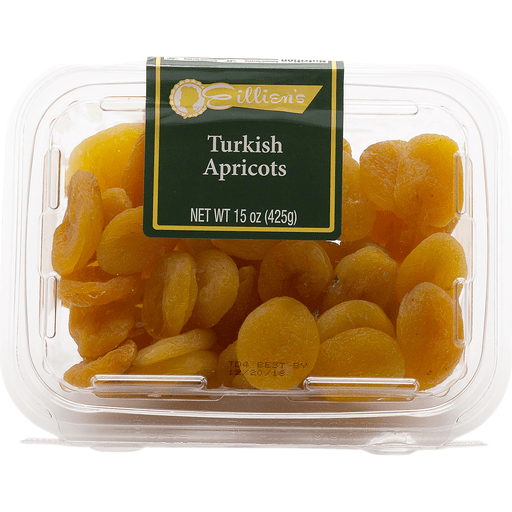 Eillien's Turkish Apricots