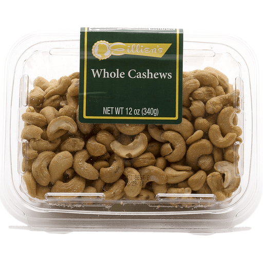 Eillien's Whole Cashews