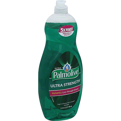 Ultra Palmolive Ultra Strength Dish Liquid