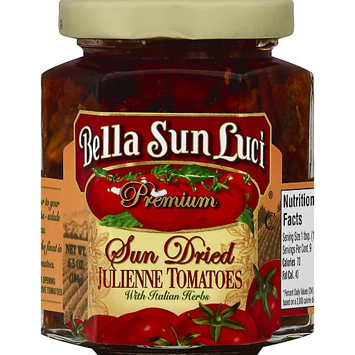 Bella Sun Luci Julienne Sundried Tomatoes In Oil