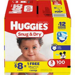 12kg - 18kg Huggies Swimming Swim Pants Size 5-6 Medium Pure And Mild Flavor