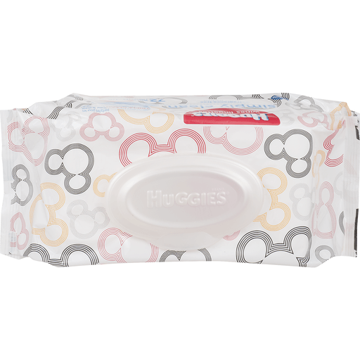 Huggies Simply Clean Wipes, Fragrance Free, Mickey Mouse & Friends