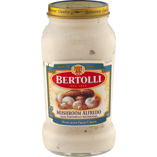 Bertolli Sauce Mushroom Alfredo