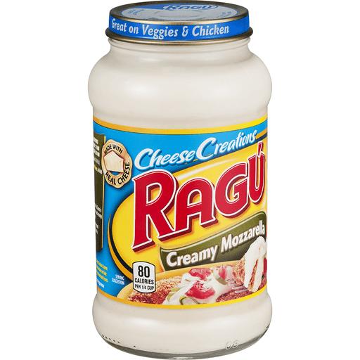 Ragu Creamy Mozzarella Sauce