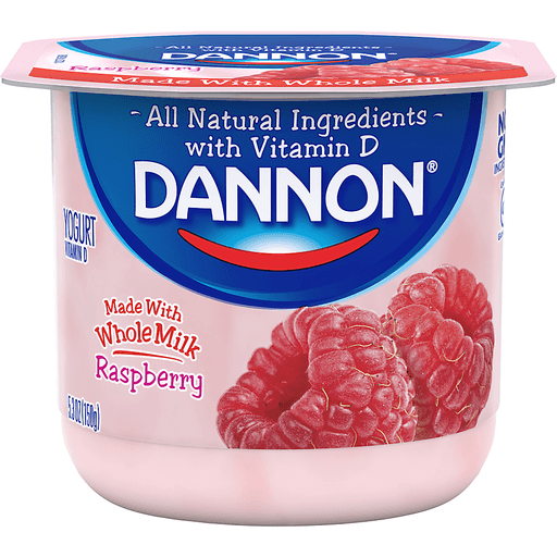Dannon Yogurt, Raspberry