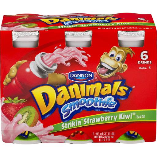 Dannon Danimals Strikin' Strawberry