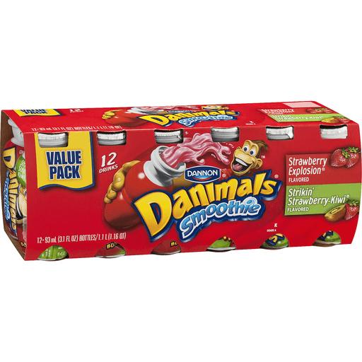 Danimals Smoothie, Value Pack