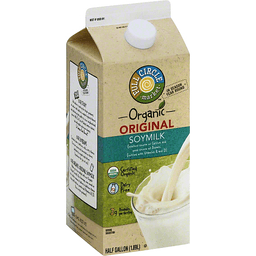 Full Circle Organic Original Soymilk 5 Gal Carton The Markets