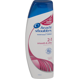 Head Shoulders Smooth Silky 2 In 1 Dandruff Shampoo Conditioner 135