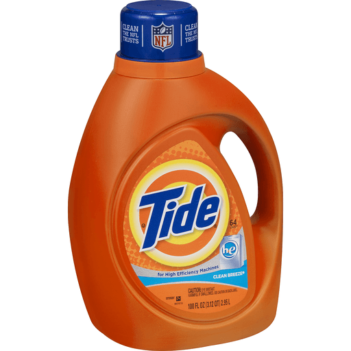 Tide Detergent, Clean Breeze