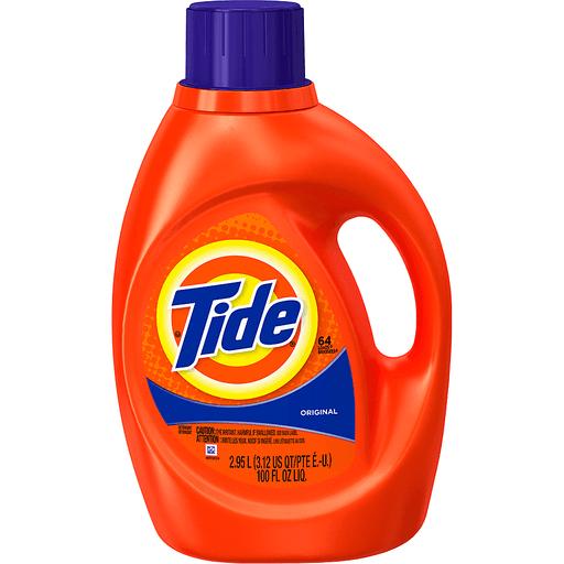 Tide Detergent, Original