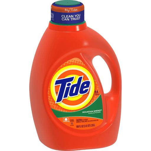 Tide Detergent, Mountain Spring