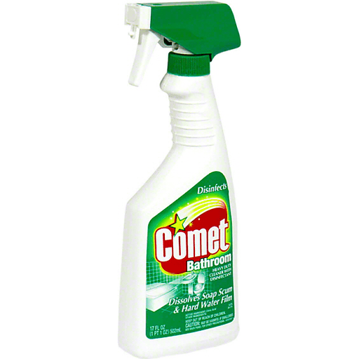 Comet Heavy Duty Cleaner With Disinfectant Bathroom Bathroom Market Basket