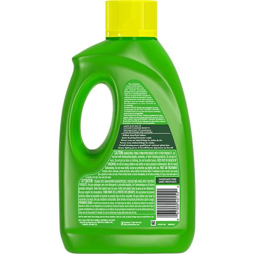 Cascade Dishwasher Detergent, Fresh Scent