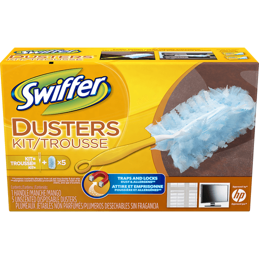 Swiffer Dusting Kit, Unscented