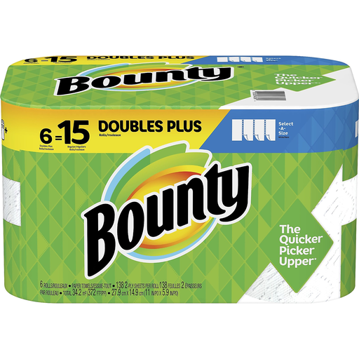 Bounty Huge Roll - Select-A-Size