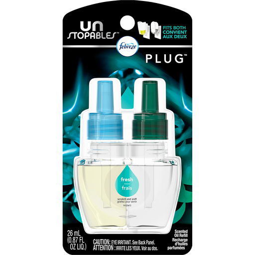 Unstoppable air freshener plug in suction cup soap dispenser