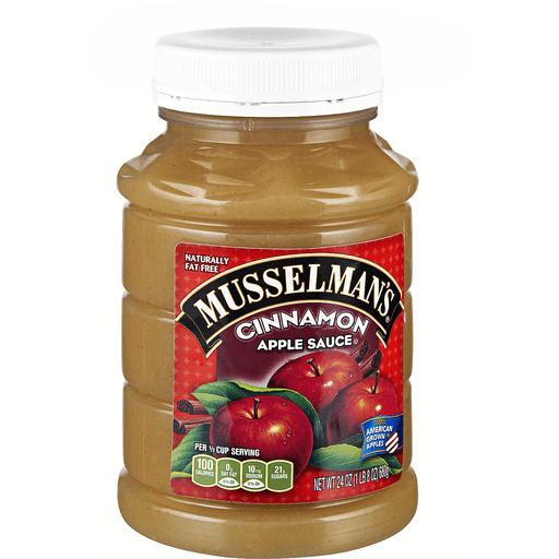 Musselmans Apple Sauce, Cinnamon