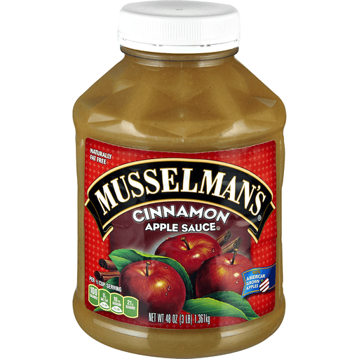 Musselman's Apple Sauce Cinnamon
