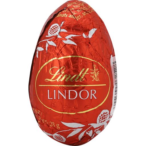 Lindt Lindor Milk Chocolate Egg | Ron's