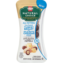 Hormel Natural Choice Oven-Roasted Turkey Breast and Mild
