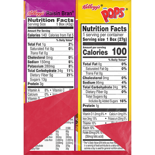 Assortments Cereal Variety 10.94oz
