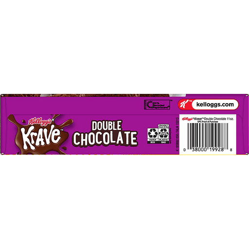 Krave Cereal Double Chocolate 11oz