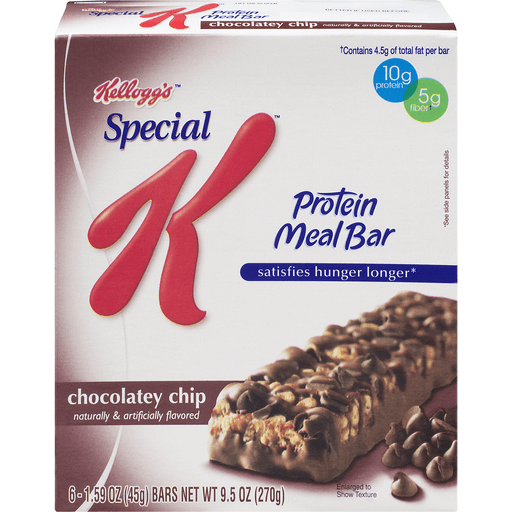 Special K Protein Meal Bar, Chocolatey Chip