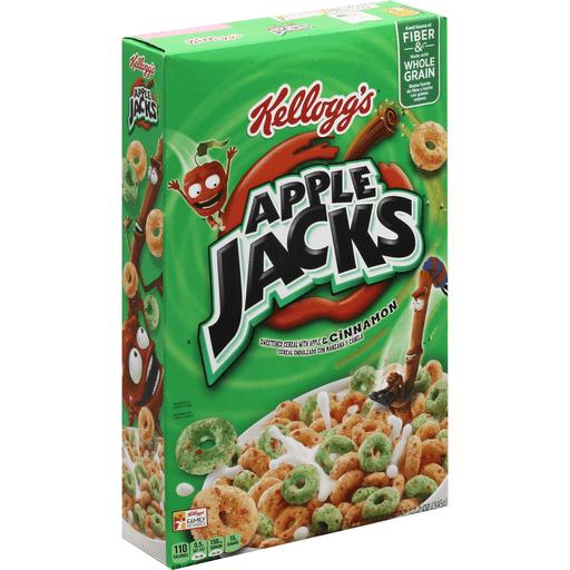 Kellogg's Apple Jacks Cereal | Ron's